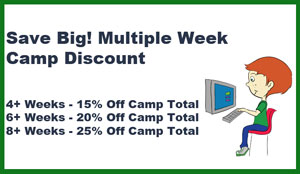 STEM Camp Save Big